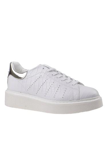Cult Sneakers Beyaz